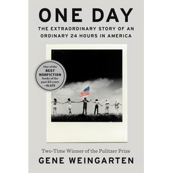 One Day: eBook von Gene Weingarten