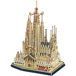 3D-Puzzle Sagrada Familia