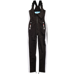Superdry - Nu Slalom Slim All In 1 W Black - Skihosen - Größe: M