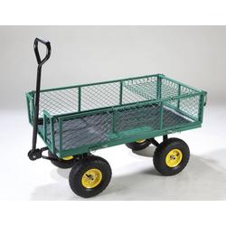 Universal Transportwagen XL- Transporthänger mit Anhängerkupplung