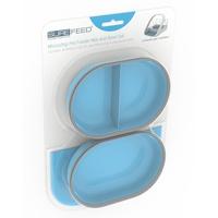 SureFeed Pet bowl Set Blau