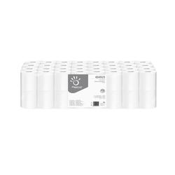 Werra Toilettenpapier Krepp 1-lag. ( 1 Packung = 64 Rollen )