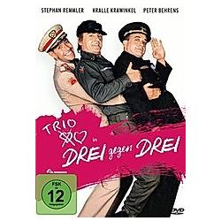 Drei gegen Drei - DVD  Filme