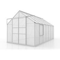 Vitavia Gewächshaus 2 11500 Alu HKP 6 mm 6,6 m²