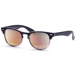 MAUI Sports Sonnenbrille 4919 lila/transparent Sonnenbrille