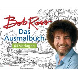 Das Ausmalbuch.: Buch von Bob Ross