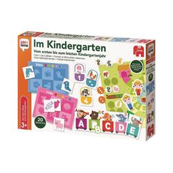 Jumbo Lernspielzeug Ich lerne - Im Kindergarten