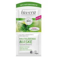 Hautklärende Maske Bio-Minze 2x5 ml