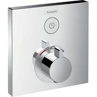 HANSGROHE ShowerSelect Thermostat Unterputz für 1 Verbraucher, chrom