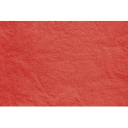 VBS Seidenpapier Seidenpapier Diamant, 50 x 75 cm, 3 Bogen rot