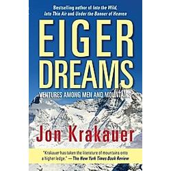 Eiger Dreams. Jon Krakauer  - Buch