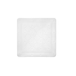 Kleine Wolke Duscheinlage Casablanca in weiß, 75 x 75 cm