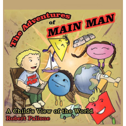 The Adventures of Main Man als Buch von Robert Pallone