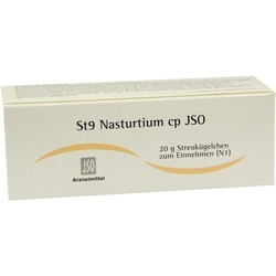 JSO St 9 Nasturtium cp Globuli 20 g