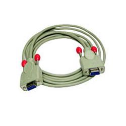 Lindy 31578 Nullmodem-Kabel 9 pol. Kupplung/Kupplung 5m