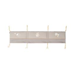candide Bettnestchen Nestchen für Kinderbett, Tinours, 40 x 190 cm