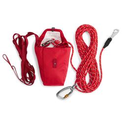 Ruffwear Befestigungssystem Knot-a-Hitch™ rot, Länge: ca. 12 m - ca. 12 m