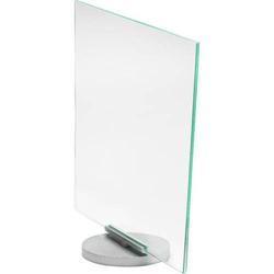Tischaufsteller Swivel A5 drehbar Acryl glasklar