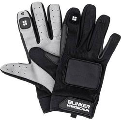 Blinker Handschuh 0501 Handschuhe Schwarz lang M/L