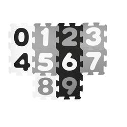 BIECO Steckpuzzle Bieco Puzzlematte, 20 tlg. Spielmatte Baby XXL Puzzle Kinder Krabbeldecke Baby Spielmatte Kinder Turnmatte Kinder Kinder Teppiche Krabbelmatte Baby Buchstaben Lernen Spielteppich jungen, Puzzleteile