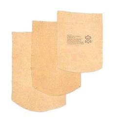 Echtleder zum polieren, 55x37 cm