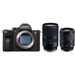 Sony Alpha ILCE 7R III + Tamron 17-28mm + Tamron 28-75mm