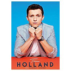 Tom Holland 2021 - Kalender