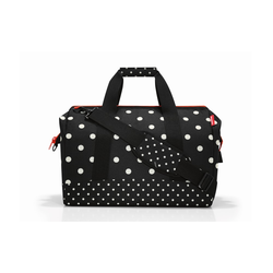 Reisenthel Allrounder L in mixed dots, 29 x 39, 5 cm
