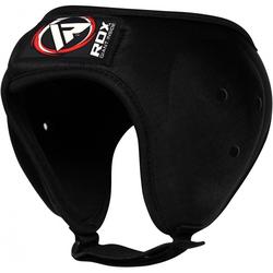 RDX T1 MMA Grappling Ohrenschutz für Grappling (Größe: Standardgröße, Farbe: Schwarz)