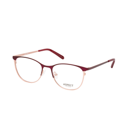 Aspect by Mister Spex Cassy 1128 L22, inkl. Gläser, Cat Eye Brille, Damen