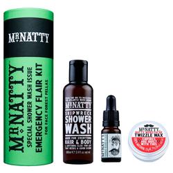 MR NATTY Emergency Flair Wash Kit