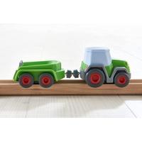 Haba 305562 - Traktor mit Anhänger