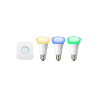 Philips Hue Color Ambiance Starter Set 3x10W E27 (62933500)