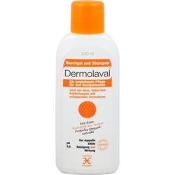 DERMOLAVAL Duschgel+Shampoo f.d.Hautpatienten 200 ml