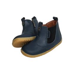 Bobux SU Jodhpur Navy Stiefel 19