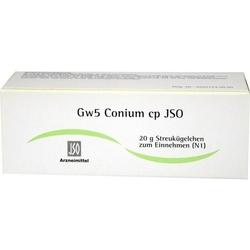 JSO Gw 5 Conium cp Globuli 20 g