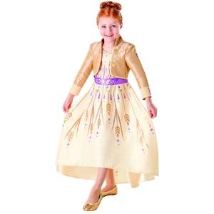 Rubie's 300461 9–10 Disney Die Eiskönigin 2 Kostüme, Mädchen, mehrfarbig