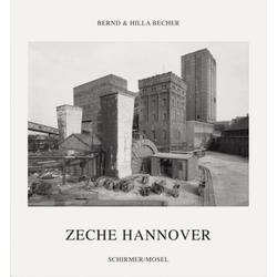 Zeche Hannover als Buch von Bernd Becher/ Hilla Becher