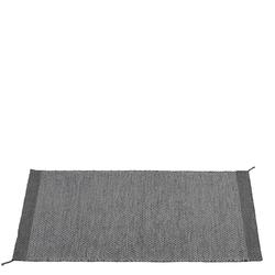 Ply Teppich Dunkelgrau 85 x 140 cm  Muuto