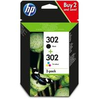 HP 302 CMYK (X4D37AE)