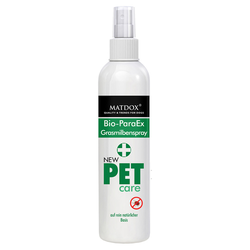 (7,73 EUR/100ml) MATDOX New PET care Grasmilbenspray 190 ml