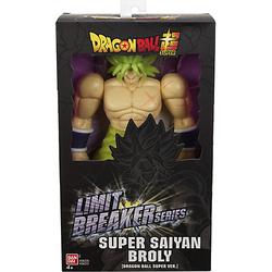 Dragon Ball Super Große Figur Saiyan Broly (DBS) braun/gold