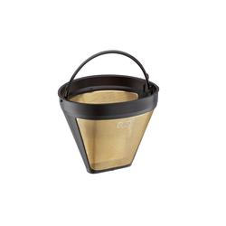 Cilio Kaffeebereiter Kaffeefilter Gold-Kaffeefilter