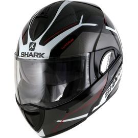 SHARK Evoline Series3 Hataum Black/White/Red