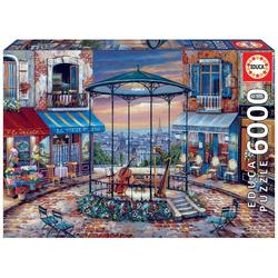 Educa Puzzle NACHTMUSIK, 6000 Puzzleteile
