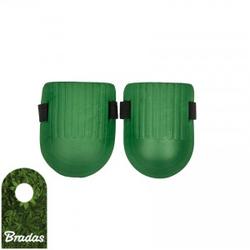 Knieschoner-Knieschützer 19x15cm Schutzausrüstung für Gartenarbeit Knieschutz Kneepads Garten-Beet BRADAS 9500