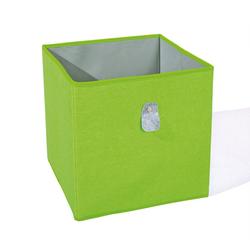 ebuy24 Aufbewahrungsbox Winna Aufbewahrungsbox grün, grau.