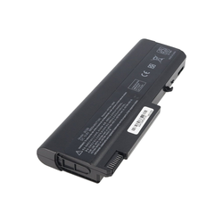 AccuCell Akku passend für HP Compaq 6730B, Li-Ion, 10,8V, 6 Laptop-Akku