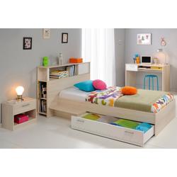 Parisot Jugendzimmer-Set Charly 11, (Set, 4-St), mit einem Schreibtisch