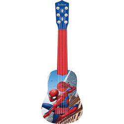 Spider-Man - Meine erste Gitarre, 53 cm blau/rot